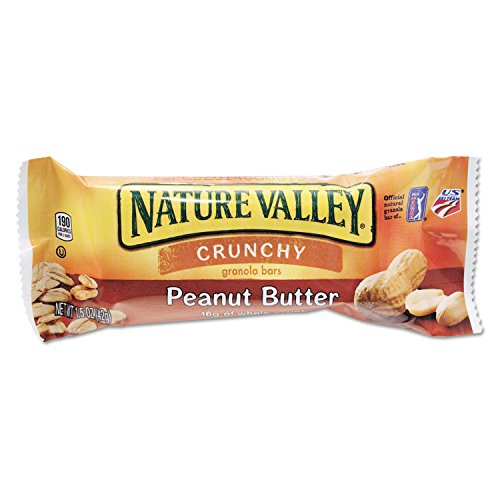 Nature Valley SN3355 Nature Valley Granola Bars Peanut Butter Ce...