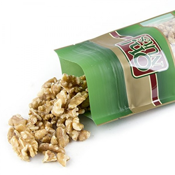 All Natural Walnuts Dry Roasted Unsalted, Walnuts Freshly Roaste...