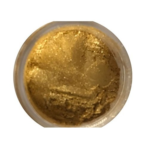 Oh! Sweet Art Egyptian Gold Luster Dust 4 Grams Each Container...