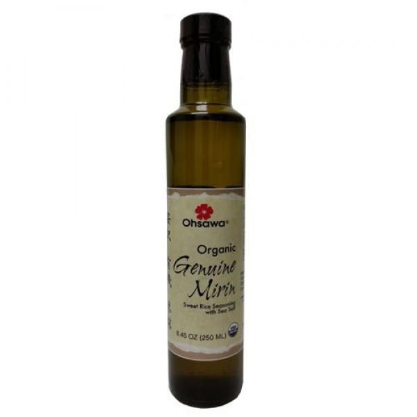 Ohsawa Organic Genuine Mirin - 8.45 oz