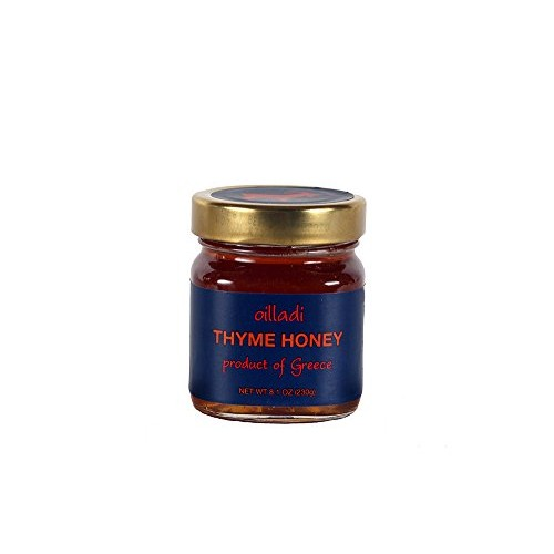 OILLADI Thyme Honey from the Greek Islands