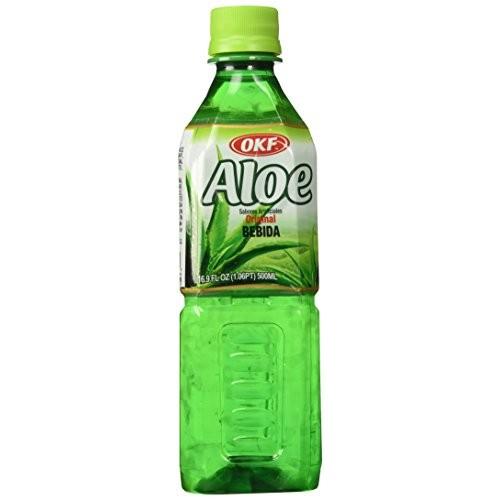 OKF Aloe Originial Drink 500 Ml Pack of 10