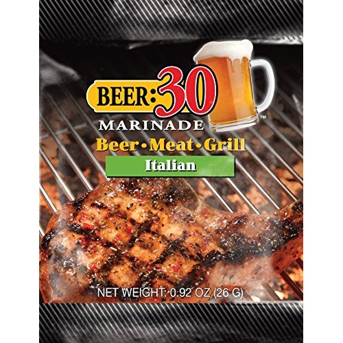 Beer:30 Italian Marinade
