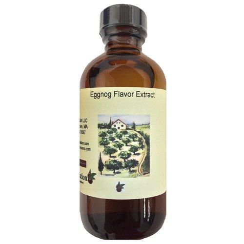OliveNation Eggnog Flavor Extract, 4 Ounce