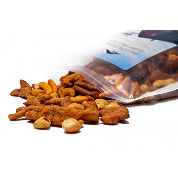 Oregon Farm Fresh Snacks - Crater Lake Crunch - Gourmet Cheesy J...