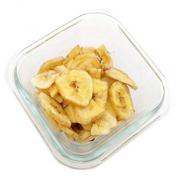 Oregon Farm Fresh Snacks - USDA Certified Organic Sweetened Bana...