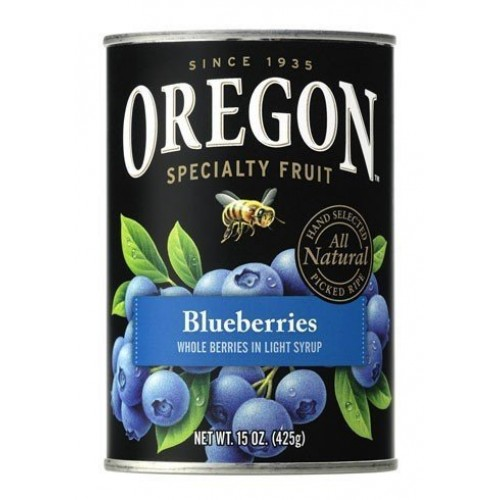 Oregon Fruit Products, Canned Fruits, 15oz Can Pack of 3 Choo...