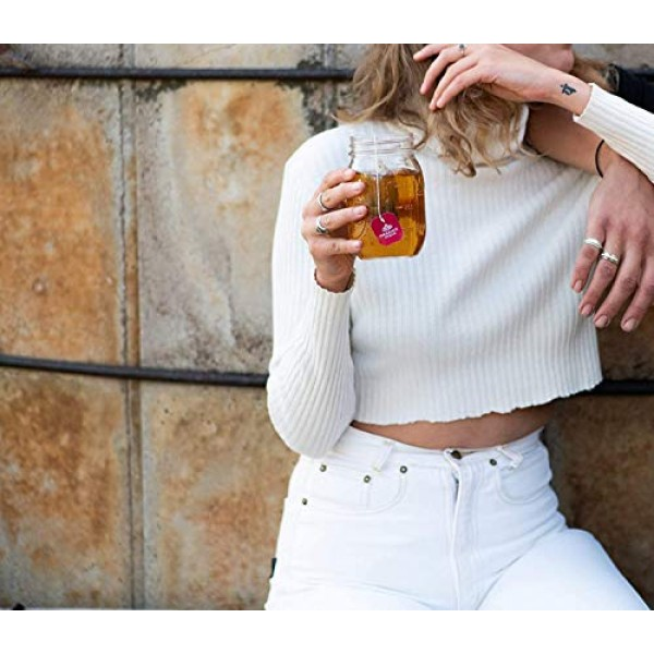 Organic India Organic Tulsi Herbal Tea, Tulsi Sleep, 18 Tea Bags...