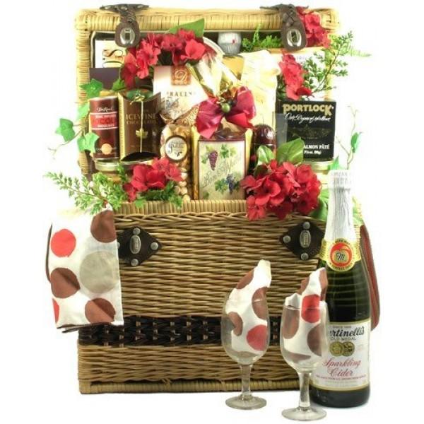 Dazzle Them Gourmet Gift Basket