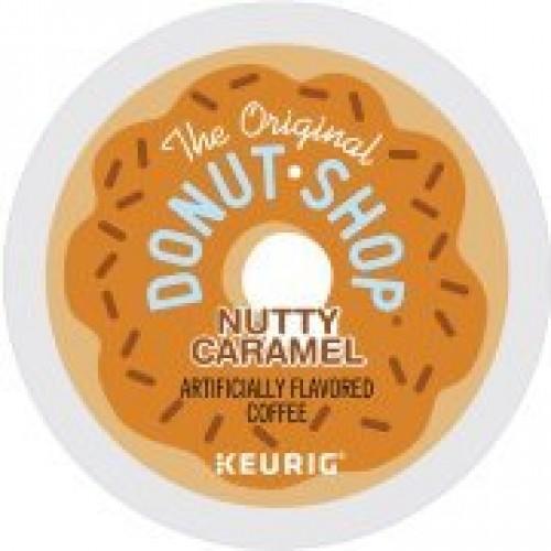 The Original Donut Shop Nutty Caramel Keurig Single-Serve K-Cup ...