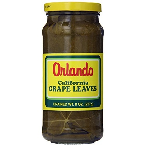 Orlando Grape Leaves 8 0z Pack Of 2