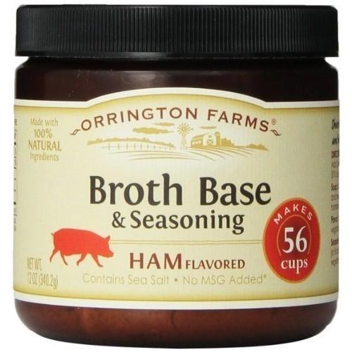 Orrington Farms Ham Base,12oz,3 jars