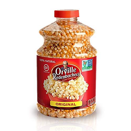 Orville Redenbachers Gourmet Popcorn Kernels, Original Yellow, ...