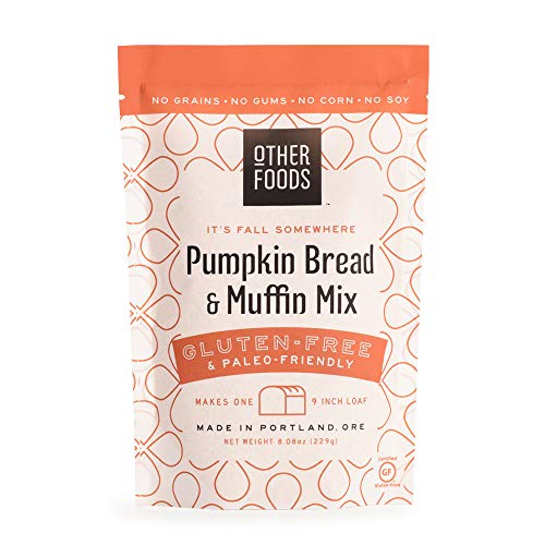 Other Foods Gluten Free Pumpkin Bread and Muffin Baking Mix Pale...