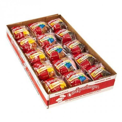 Otis Spunkmeyer Assorted Muffins 15 ct. A1