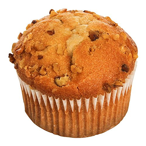 Otis Spunkmeyer Delicious Essentials Banana Nut Muffin, 4 Ounce ...