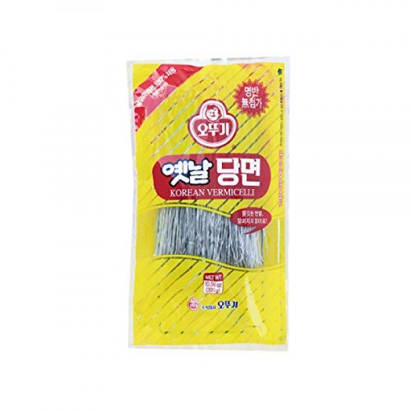 Glass Noodle, Korean Vermicelli, Dangmyun 10.58 Oz By Ottogi