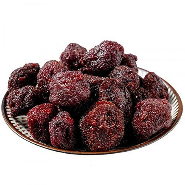 Dried Prunes Preserved Bayberry Sweet Plums 蜂蜜杨梅 180g/6.34oz