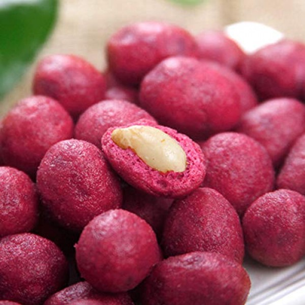 OuYang Hengzhi Leisure Snacks Purple Sweet Potato Peanut Zi Shu ...
