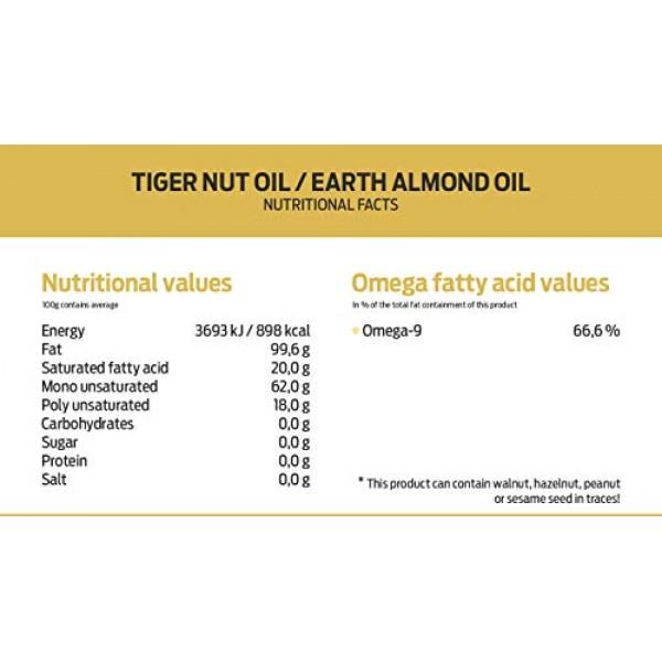 PÖDÖR Premium Walnut Oil - 3.4 fl. Oz. - Cold-Pressed, 100% Natu...