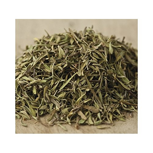 Natural Thyme Leaves Whole - Eight Ounces