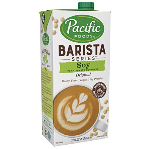 Pacific Foods Soy Milk Barista Series — Non-Dairy Beverage, 32 o...