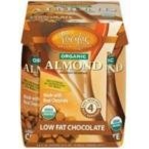 Pacific Natural Naturaly Almond Chocolate Low Fat Beverage 6x4x...