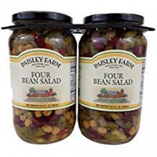 Paisley Farm 4 Bean Salad - 35.5 ounce Pack of 2