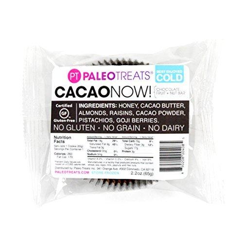 Paleo Treats Cacao Now!: Paleo cookie, Gluten-Free, Grain-Free, ...