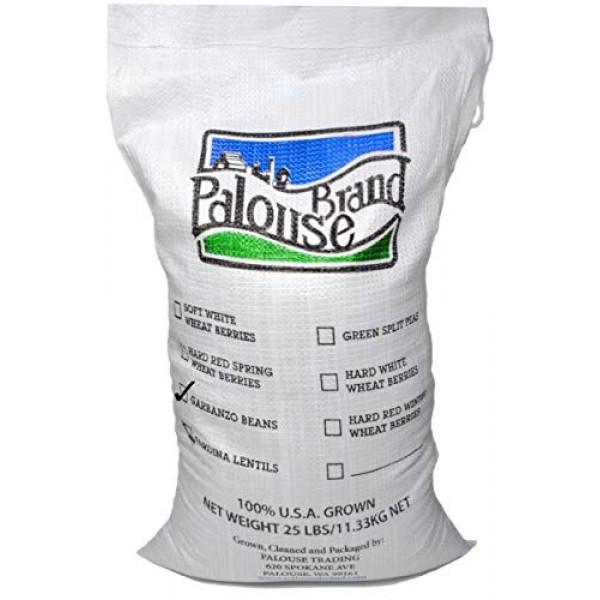 Garbanzo Beans • Chickpeas • Non-GMO Project Verified • 4 lb • 1...