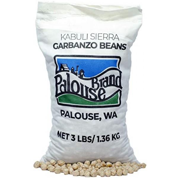 Garbanzo Beans • Chickpeas • Non-GMO Project Verified • 3 LBS • ...