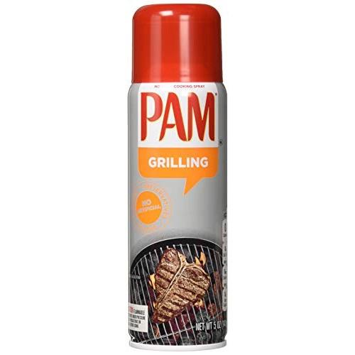 Pam Grilling No-Stick Cooking Spray - 5 oz - 2 pk