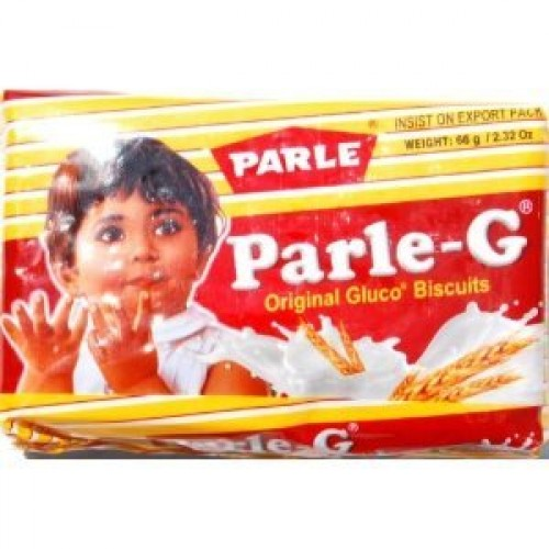 Parle-G Biscuits 2.13 oz- 48 PACK