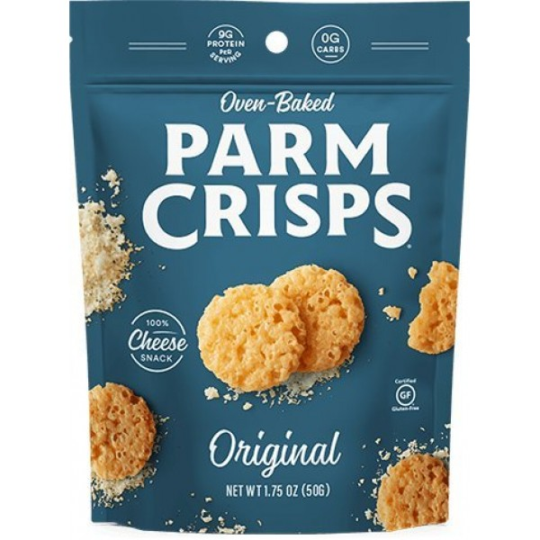 Thats how we roll parm crisps minis 4 packs 4 flavors to choose...