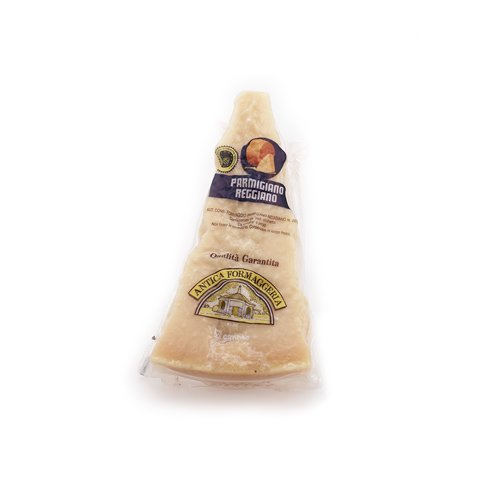 Italian Cow Milk Cheese, Parmigiano Reggiano - 8 Ounce