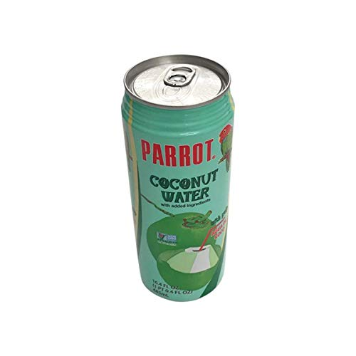 Parrot Coconut Water With Pulp Pack of 8