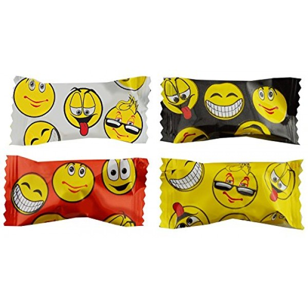 Party Sweets Cool Smileys Buttermints by Hospitality Mints, Appx...