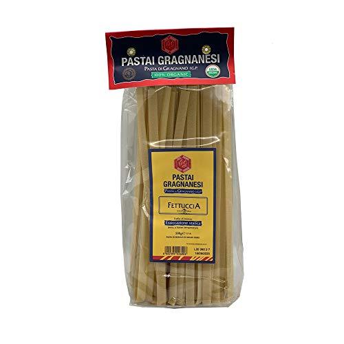 Fettuccia Organic Italian Pasta di Gragnano | I.G.P. Protected |...