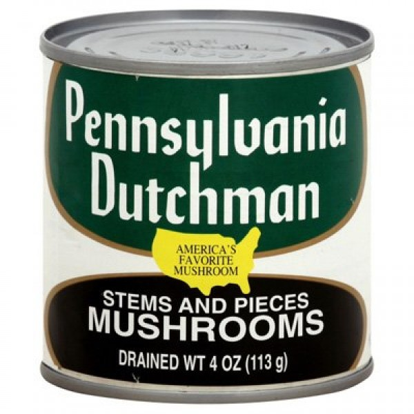 Pennsylvania Mushrooms Stems And Pieces 4 OZ Pack of 12