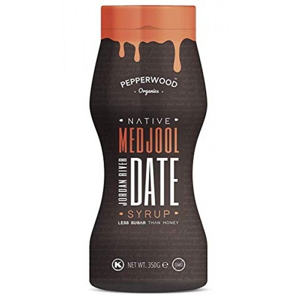 Medjool Date Syrup - Cold-Pressed - Made from Organically Grown ...