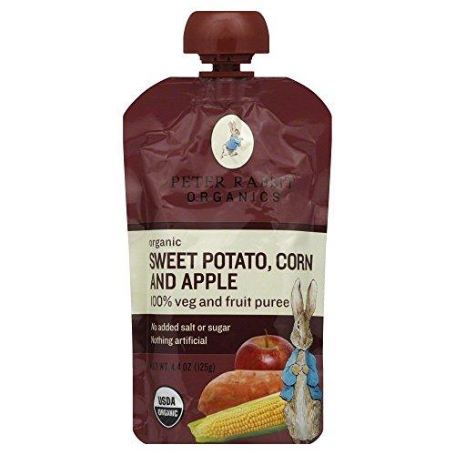 Peter Rabbit Organics Ltd Baby, Og, Swt Pt, Crn, Apl Pr, 4.40-Ou...