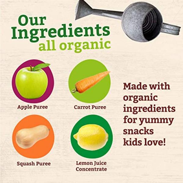 Peter Rabbit Organics Apple, Carrot and Squash Puree, 4.4-Ounce ...