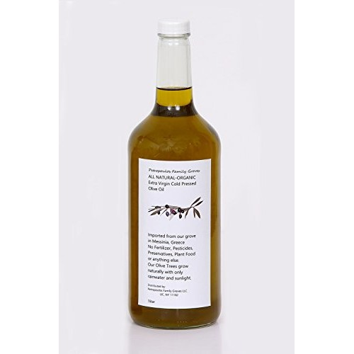 Petropoulos Family Groves All Natural Organic Authentic Extra Vi...