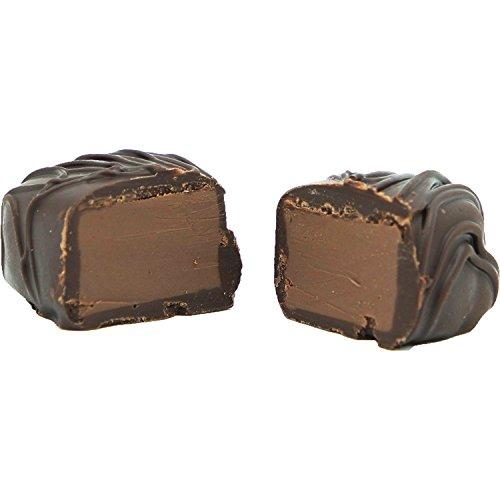Philadelphia Candies Assorted Meltaway Truffles, Dark Chocolate ...