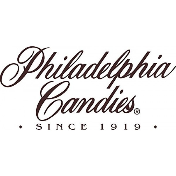 Philadelphia Candies Dark Chocolate Covered Brazil Nuts, 1 Pound...