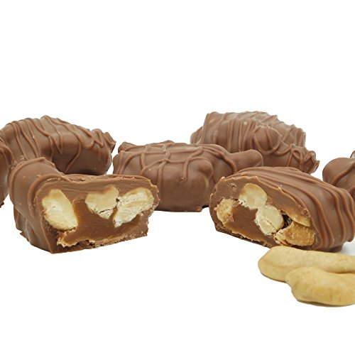 Philadelphia Candies Original Butter Rum Cashettes Caramel Cash...