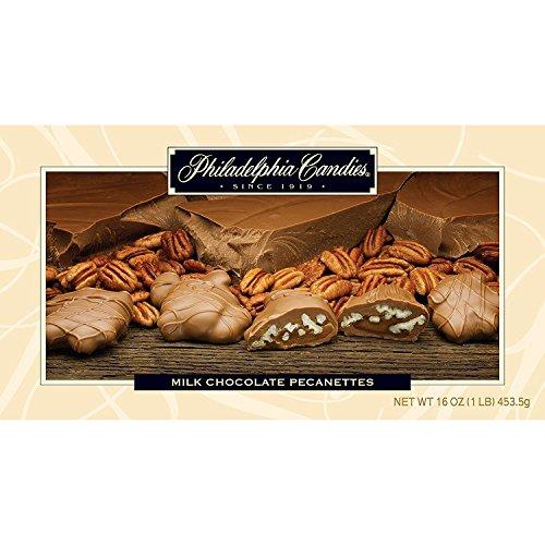 Philadelphia Candies Original Pecanettes Caramel Pecan Turtles...