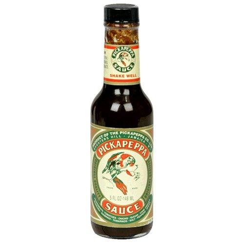Pickapeppa Sauce, 5-Ounce Bottles (Pack of 12)