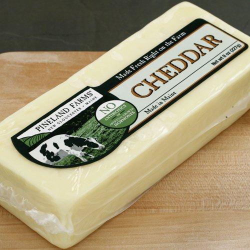 igourmet Pineland Farms Cheddar 9 ounce