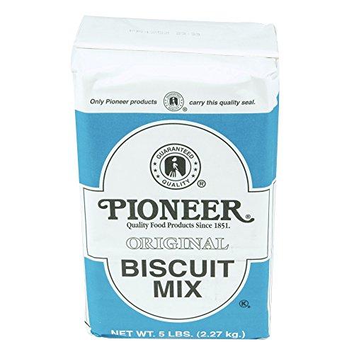 Pioneer Original Biscuit Mix 5 Lb Bag 6/Case